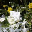 Keith Flint , le leader du groupe The Prodigy est décédé le 4 mars 2019, ses obsèques se déroulent en présence de nombreux fans habillés comme leur idole à l'église St Mary, Bocking, Essex, le 29 mars 2019. General views of Keith Flint's funeral who was the frontman of The Prodigy, St Mary's Church,Bocking, Essex , March 29th 2019.29/03/2019 - Bocking