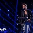 Extrait de l'émission The Voice 8, l'épreuve des K.O - TF1, samedi 6 avril 2019