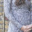 """Kate Catherine Middleton (enceinte), duchesse de Cambridge, visite un centre de traitement contre les addictions a Londres, """"Hope House"""". Le 19 fevrier 2013."""
