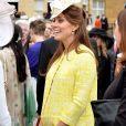 Catherine Kate Middleton, la duchesse de Cambridge, enceinte - Garden party a Buckingham palace a Londres le 23 mai 2013.