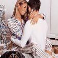 Mélanie Dedigama et son petit ami - Instagram, 24 décembre 2018
