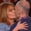 Clémentine Célarié, son baiser à un séropositif :