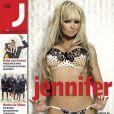 Jennifer Ellison super sexy en couverture de J !