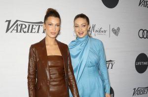 Gigi et Bella Hadid : Duo irrésistible et élégant pour un événement 100% féminin