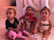 Kylie Jenner et Khloé Kardashian : Mamans gaga de leurs filles, Stormi et True