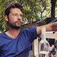"Tony Mazari des ""Mystères de l'amour"" - Instagram, 9 septembre 2018"