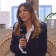 """Léa Djadja d'""""Incroyables Transformations"""" en interview pour """"Purepeople"""" - mars 2019"""