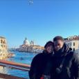 Léa Djadja et son mari Black M - 16 janvier 2019, sur Instagram