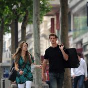 Andy Murray et sa petite amie Kim Sears : une love story dans Paris !