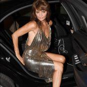 Helena Christensen, 50 ans, ultra sexy en body transparent