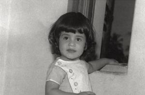 Cristina Cordula, petite fille stylée au Brésil : une archive rare dévoilée !