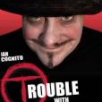 Affiche du spectacle de Ian Cognito sur Facebook, le 9 août 2013.