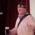 Ian Cognito sur YouTube, en 2012.