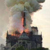 Incendie à Notre-Dame : Sylvie Vartan, Omar Sy... les stars sous le choc