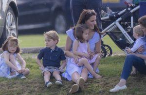 Kate Middleton et ses enfants : Leurs looks Topshop et Nike à petit prix