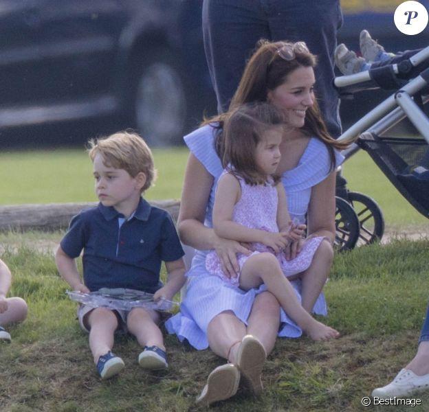 Kate Middleton et ses enfants : Leurs looks