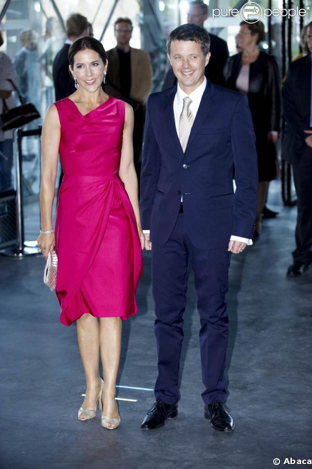 Mary Donaldson i Frederik Danii przyjechali na 75. urodziny księcia Henrik