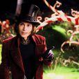 """Johnny Depp au générique de """"Charlie et la Chocolaterie"""" !"""