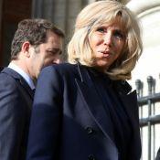 Brigitte Macron : Messe chargée d'émotion après l'incendie de Notre-Dame