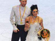 Isabelle Delobel : la patineuse enceinte de six mois continue l'entraînement... jusqu'à ne plus pouvoir !