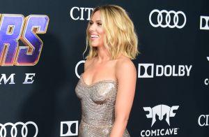 Scarlett Johansson et Colin Jost amoureux à la première d'