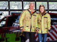 Elisabeth de Belgique : A 17 ans, la princesse joue les pompiers et assure !