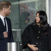Meghan Markle et la naissance royale : une ambulance et c'est la panique !