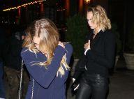 Cara Delevingne et Ashley Benson : Rencard amoureux au Festival de Tribeca