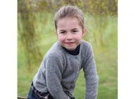 Charlotte de Cambridge fête ses 4 ans : nouvelles photos signées Kate Middleton