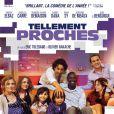 Tellement Proches (2009) avec Vincent Elbaz, Isabelle Carré, Omar Sy et François-Xavier Demaison