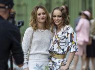 Vanessa Paradis et Lily-Rose Depp : Mère et fille sont des modeuses complices