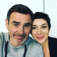 """Marie Daguerre, interprète d'Anne Olivieri dans """"Plus belle la vie"""" (France 3)."""