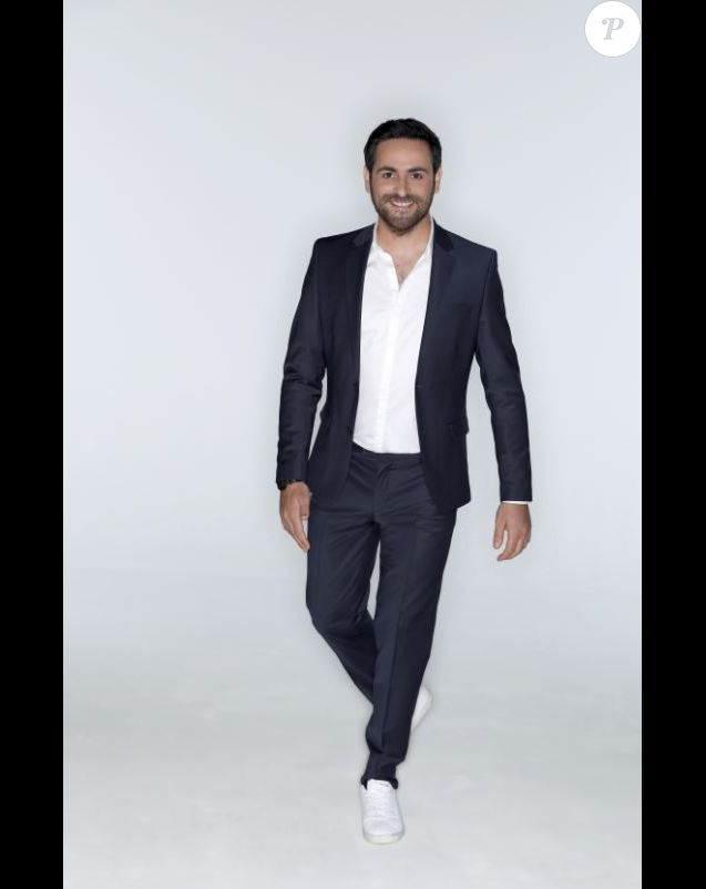 "Camille Combal, photo officielle de ""Danse avec les stars 9"", TF1"
