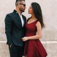 Kevin Miranda et sa petite amie Sarah - Instagram, 24 septembre 2018