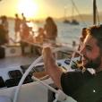 Kevin Miranda en Corse - Instagram, 13 juin 2018