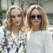 """Lily-Rose Depp : Ses mots doux dédiés à Vanessa Paradis, sa """"mommy"""""""