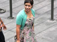 America Ferrera : une future mariée qui prend son rôle... très à coeur, mais n'arrive pas à lâcher son look d'Ugly Betty !