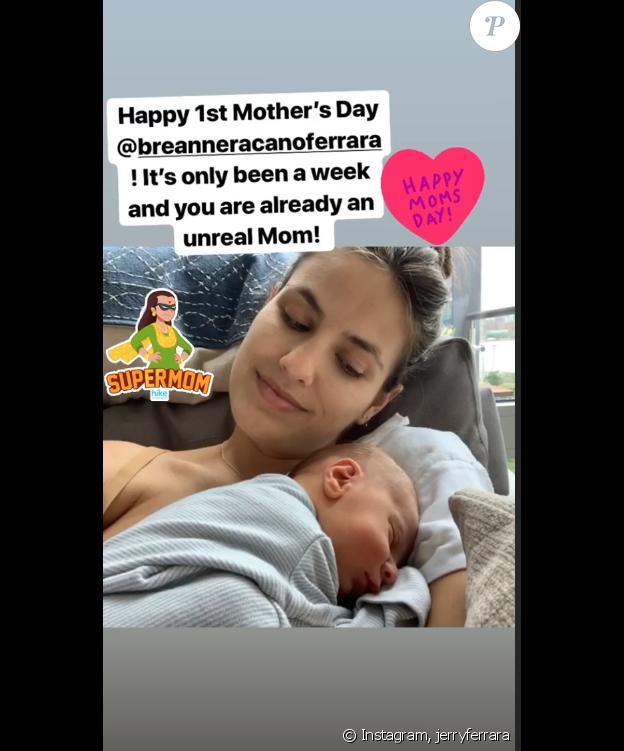 Story Instagram- Jerry Ferrara- 12 mai 2019.