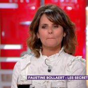 Faustine Bollaert : Son premier rendez-vous glauque avec son mari