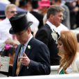 Princesse Beatrice à l'Ascot Racecourse. 16/06/09