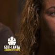 """Angélique dans """"Koh-Lanta, la guerre des chefs"""" (TF1), le 17 mai 2019."""