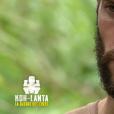 """Cyril dans """"Koh-Lanta, la guerre des chefs"""" (TF1), le 17 mai 2019."""