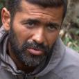 """Mohamed dans """"Koh-Lanta, la guerre des chefs"""" (TF1), le 17 mai 2019."""