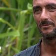 """Steeve dans """"Koh-Lanta, la guerre des chefs"""" (TF1), le 17 mai 2019."""