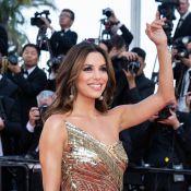 Eva Longoria et Julianne Moore : Or et argent, elles scintillent sur Cannes...