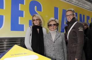 Grâce à Lorie et Estelle Lefébure, l'Opération Pièces Jaunes de Bernadette Chirac a récolté... encore plus d'argent que l'année dernière !