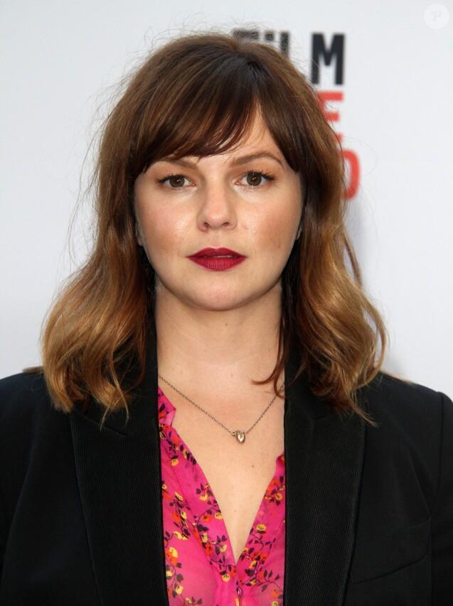 Amber Tamblyn à la première de 'Paint It Black' lors du Festival du Film 2016 au théâtre Lacma Bing à Los Angeles, le 3 juin 2016