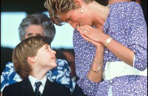 Prince William : La mort de sa mère Diana,