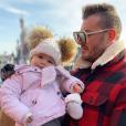 Maxime Parisi et Luna - Instagram, 8 février 2019