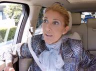 Céline Dion forcée de donner ses chaussures, son hilarant Carpool Karaoke